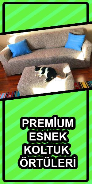 Premium Esnek Koltuk Örtüleri